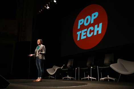 Speaking at PopTech